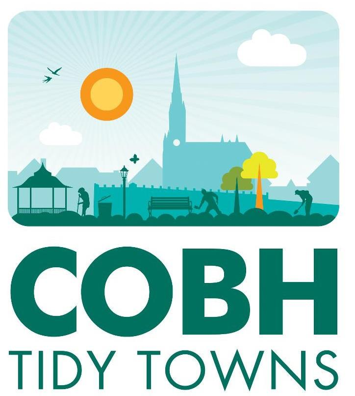 Post Thumbnail of New Logo for Cobh Tidy Towns